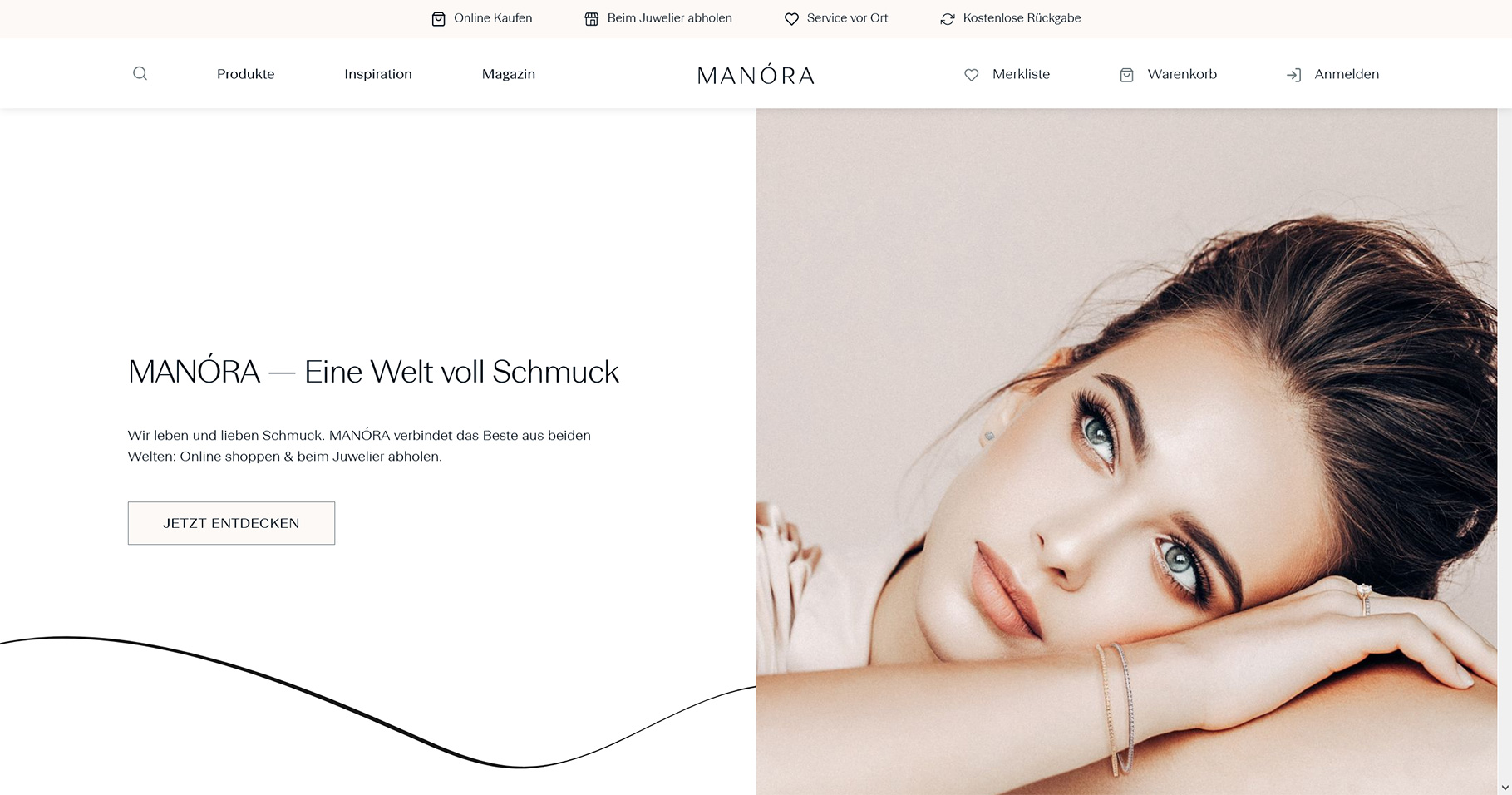 Manora Onlineshop